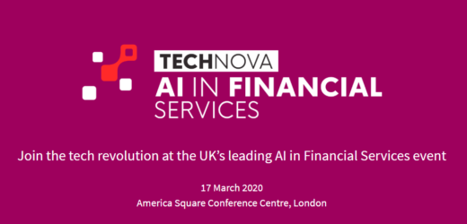 TECHNOVA AI in Financial Services to Address Impact of Artificial Intelligence in Financial Services Sector