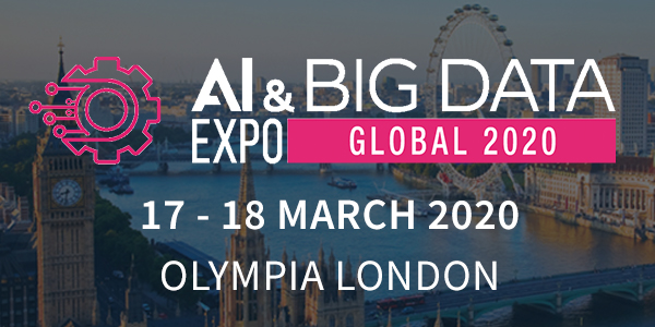 AI And Big Data Expo 2020 to Discuss Business Intelligence, Machine Learning, AI Algorithms, Virtual Assistants and Chatbots