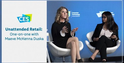 USA Technologies CMO, Maeve McKenna-Duska to speak at High Tech Retailing Summit during CES 2020
