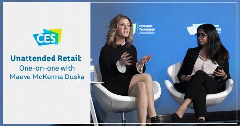 USA Technologies CMO, Maeve McKenna-Duska to speak at High Tech Retailing Summit during CES 2020
