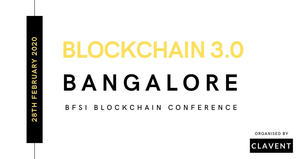 Blockchain 3.0 – Discussing Blockchain Technology in BFSI Sector