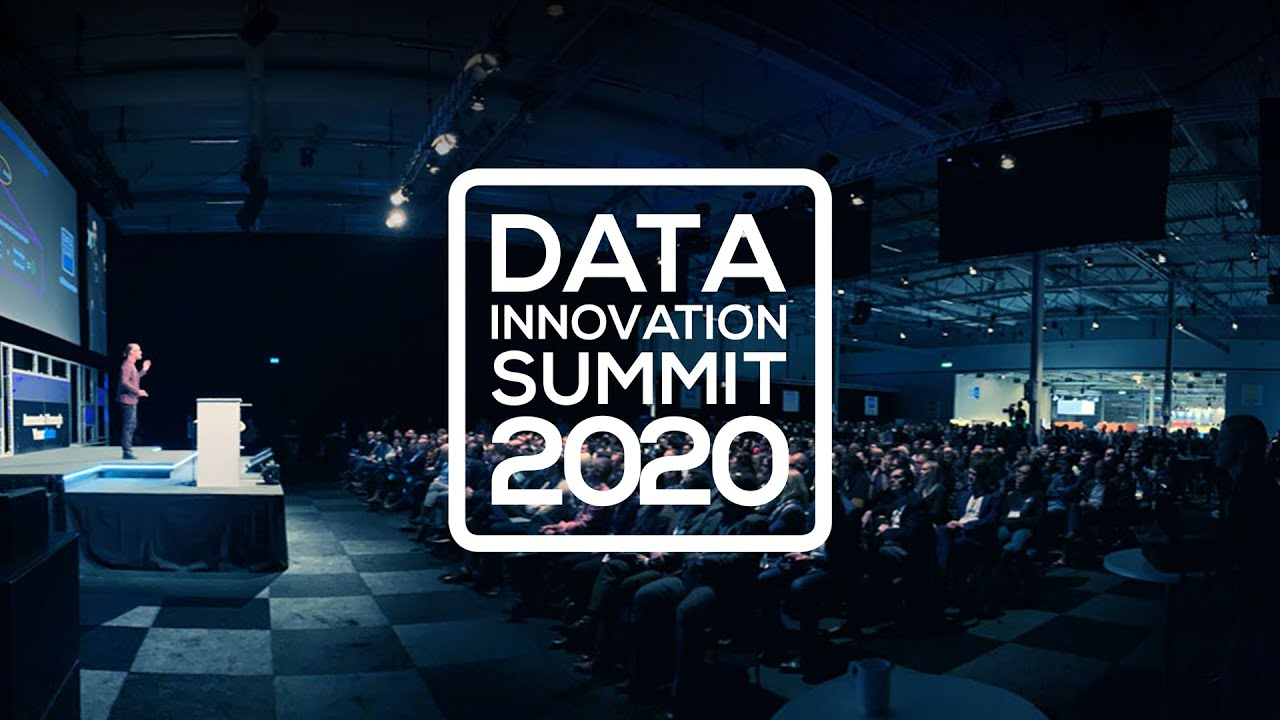 Innovate yourself through in-person and virtual Data Innovation Summit 2020