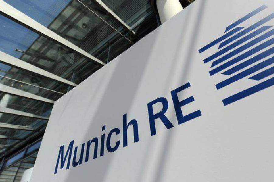 Munich re forewarns about major losses due to winter storms